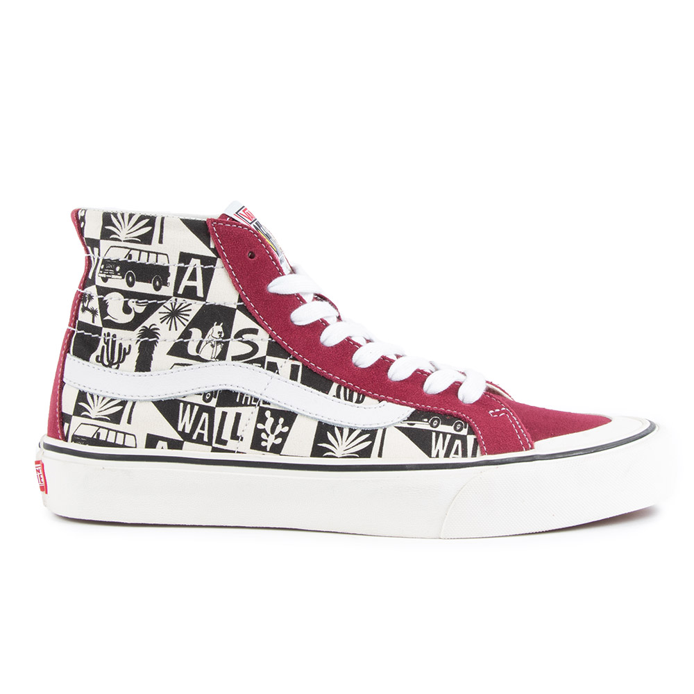 Vans Sk8-Hi 138 Decon SF Mens Shoes – Thalia Surf Shop