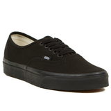 Vans Classics Authentic Black/Black Mens Shoes