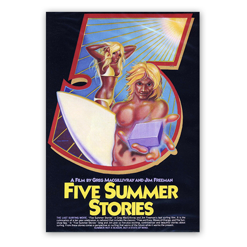 Five Summer Stories DVD