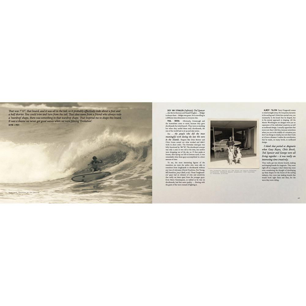 SwitchFoot: The Other Side of Surfing 1960-1976 Book