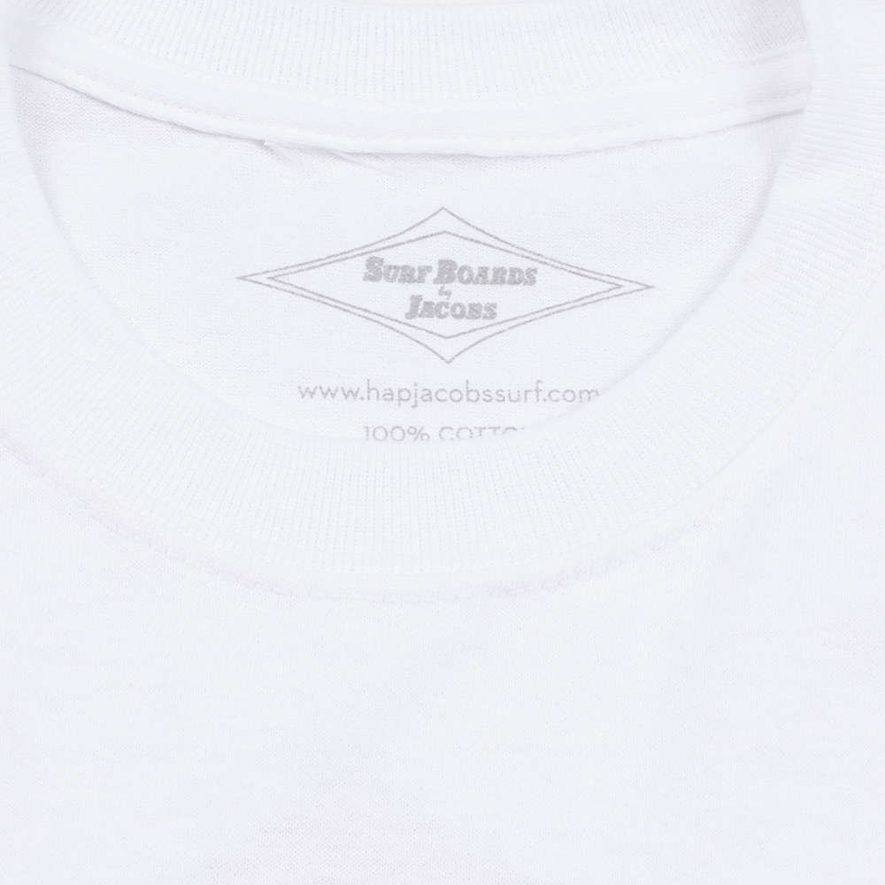 Jacobs Surfboards Mens Classic Tee