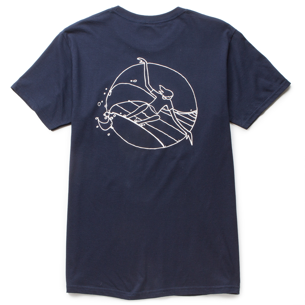 Thalia Surf Single Hook Mens Tee
