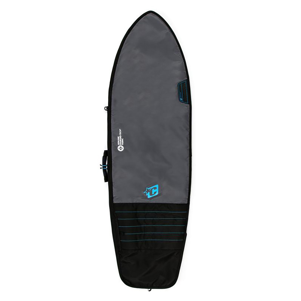 "Creatures of Leisure Retro Fish 5'10"" Day Use Surfboard Bag"
