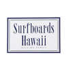Surfboards Hawaii Sticker