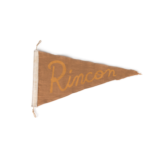 Slightly Choppy Rincon Flag