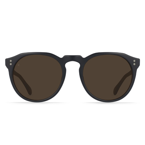 d681baffd4 Raen Remmy 52 Black and Tan Sunglasses
