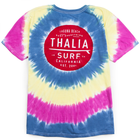Thalia Surf Peace Cropped Womens Tee