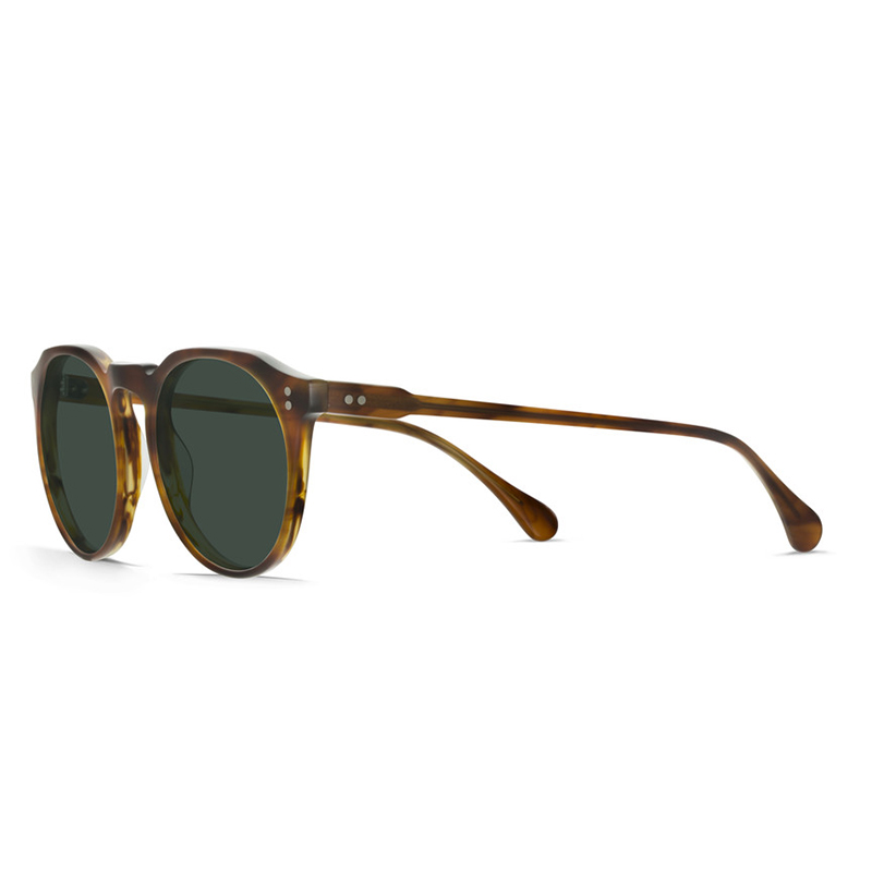 Raen Remmy 52 Split Finish Rootbeer Sunglasses