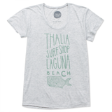 Thalia Surf Surf Patch Womens Tee