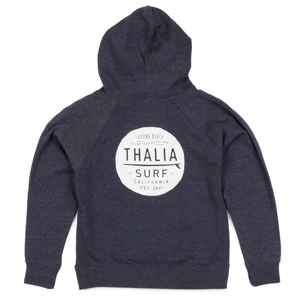 Thalia Surf Dot Logo Kids Fleece