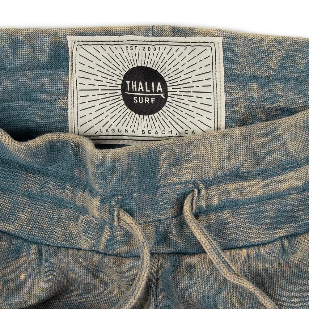 Thalia Surf Burnout Fleece Womens Pants