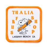 Thalia Surf Board Hotline Patch