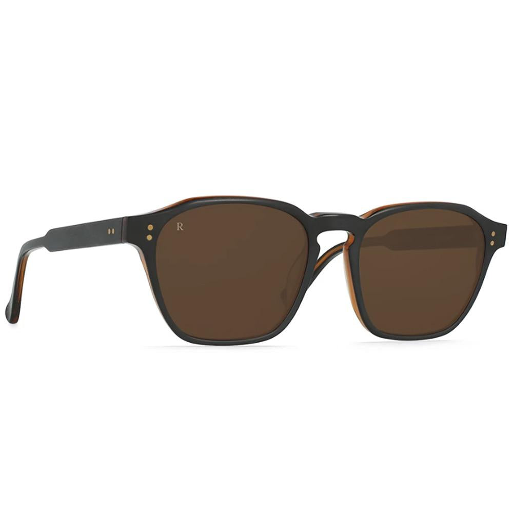 Raen Aren Black/Tan Sunglasses