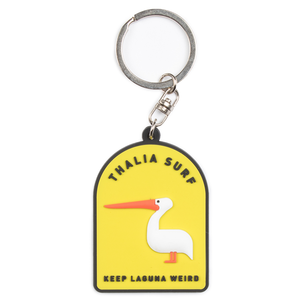 Thalia Surf Keep Laguna Weird Key Chain