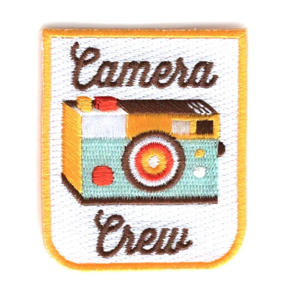 Mokuyobi Camera Crew Patch