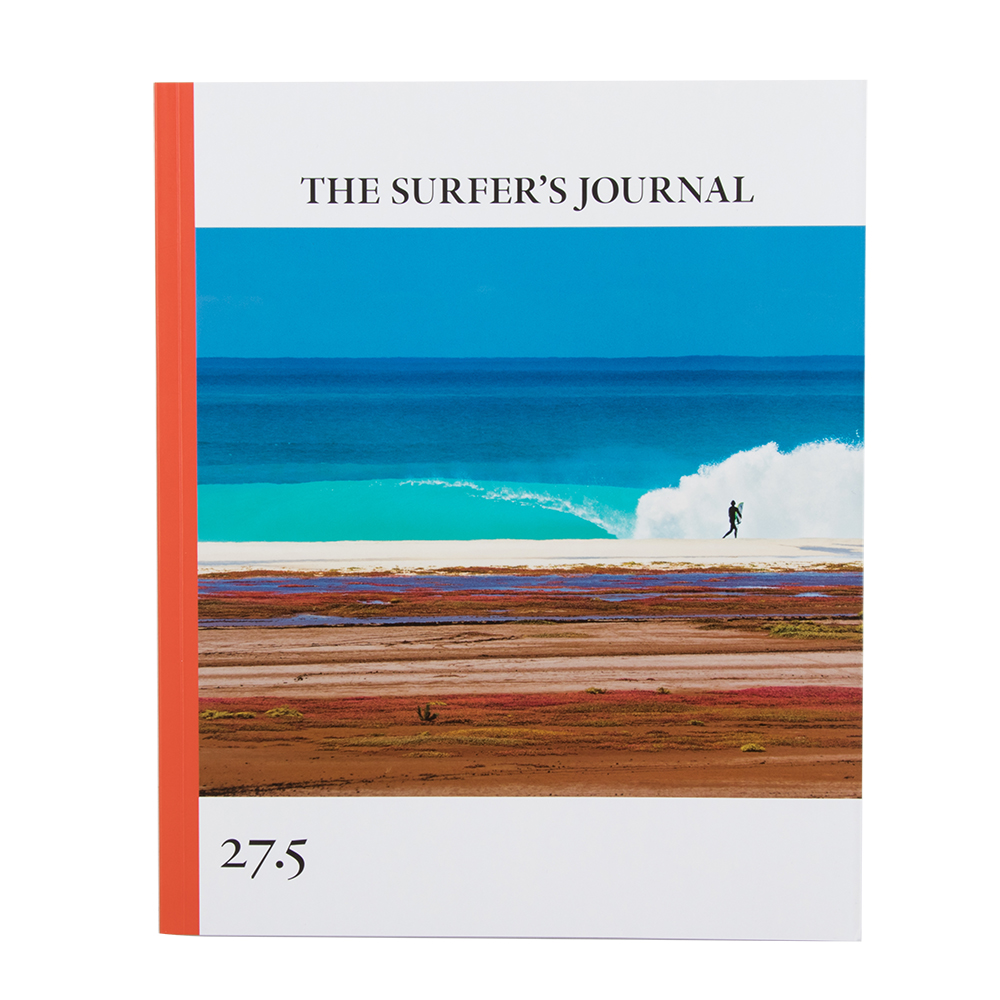The Surfer's Journal Issue 27.5 Magazine