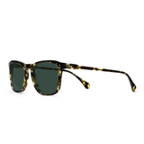 Raen Wiley Brindle Tort Polarized Sunglasses
