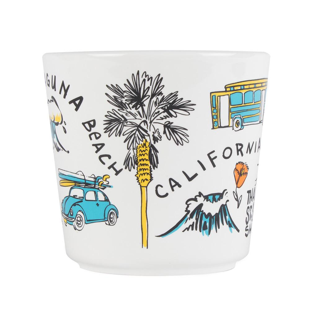 Thalia Surf Laguna Beach Coffee Mug