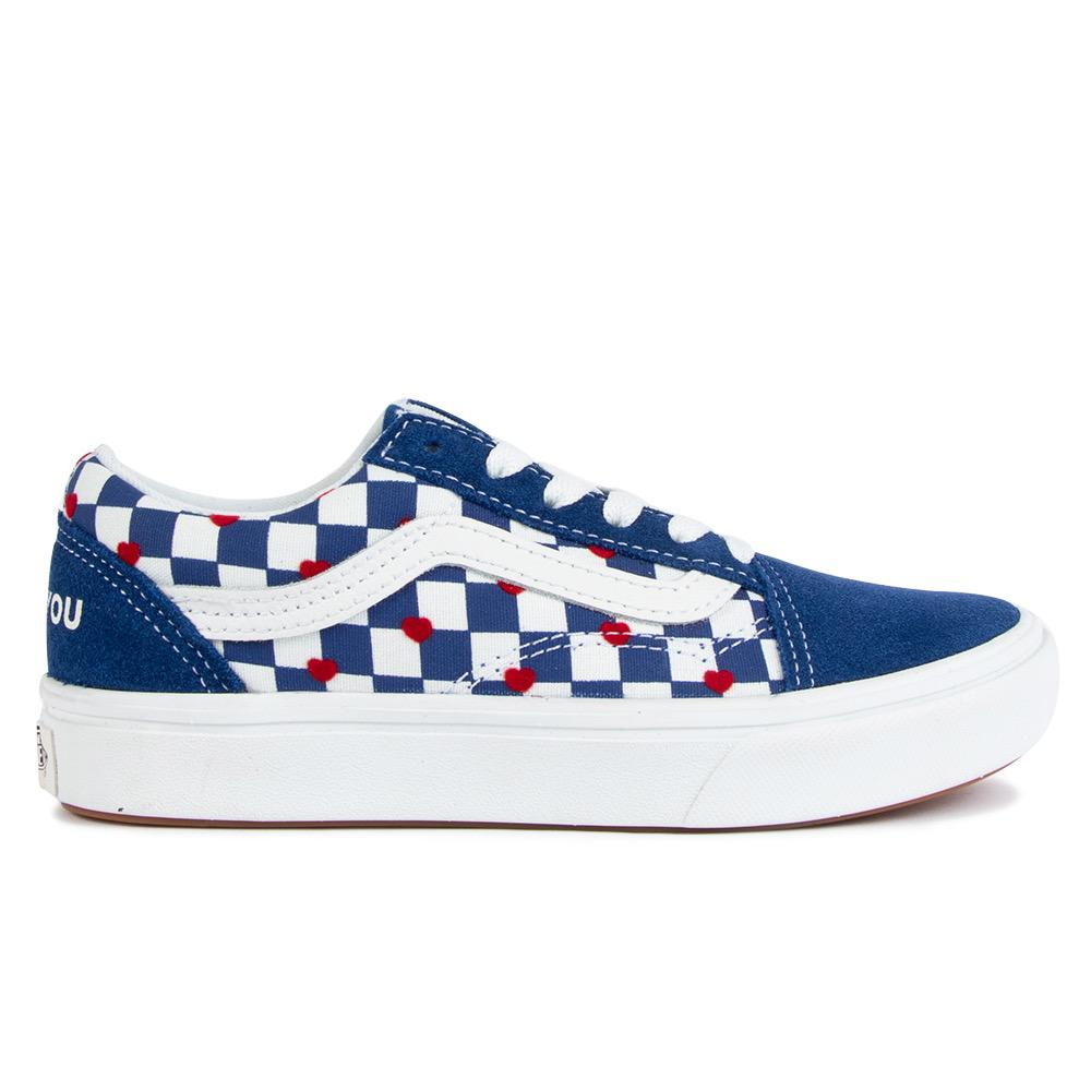 Vans ComfyCush Old Skool Kids Shoes