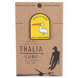 Thalia Surf Keep Laguna Weird Pin