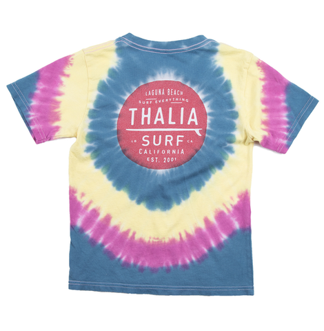 Thalia Surf Dot Toddler Tee