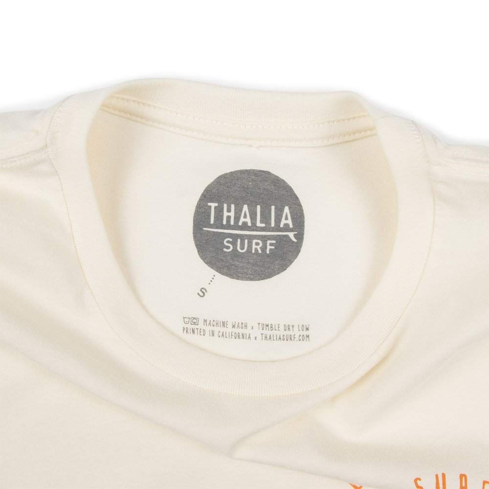 Thalia Surf Simple Sun Womens Tee