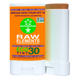 Raw Elements Eco Stick Tint 30+ Sunscreen