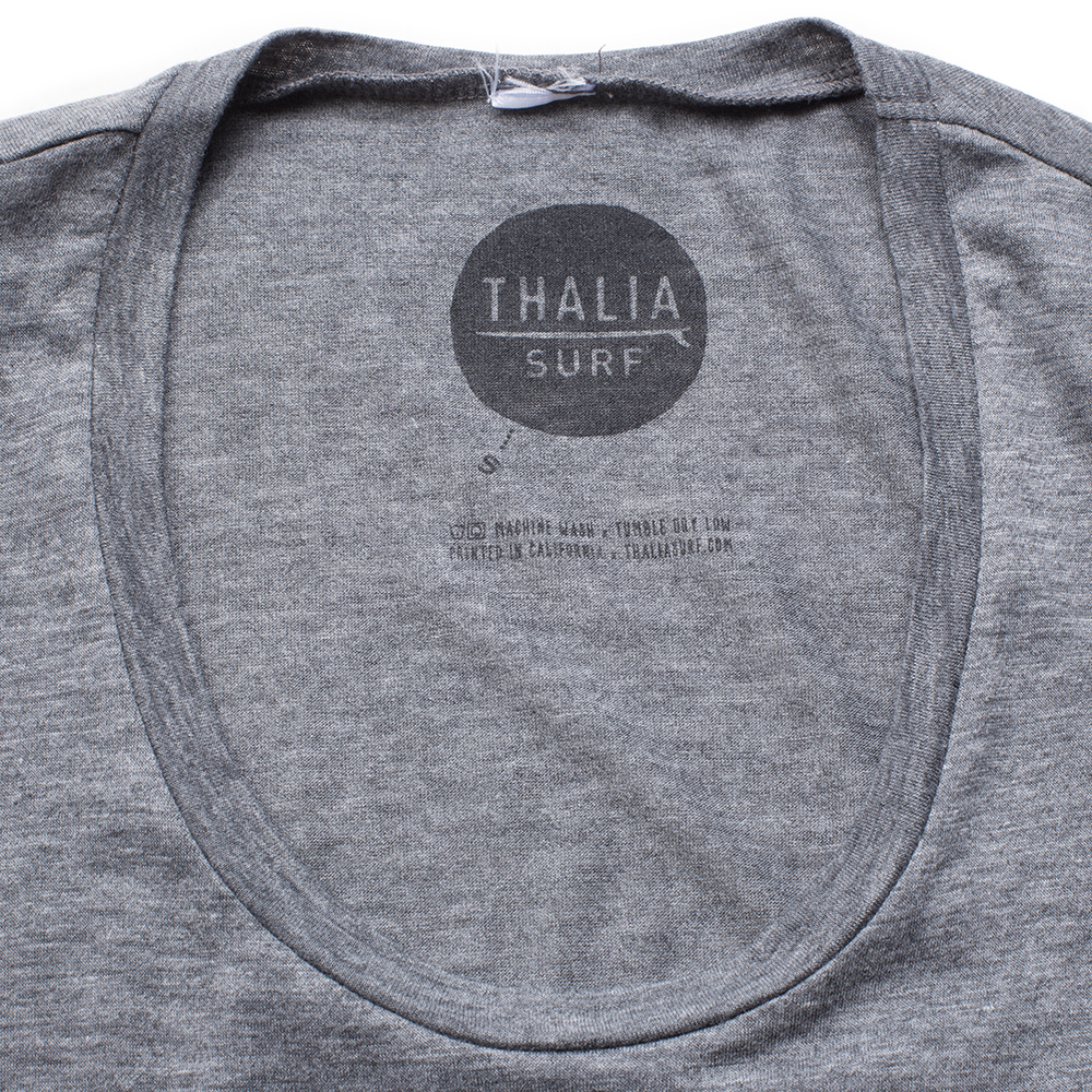 Thalia Surf Board Stack Womens Tee