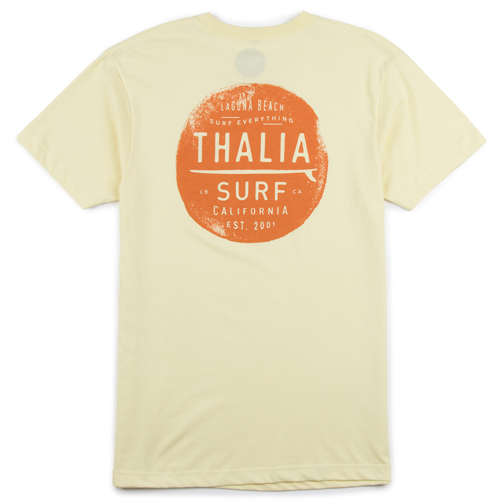 Thalia Surf Distressed Dot Mens Tee