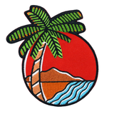 Valley Cruise Press Tropical Vibes Patch