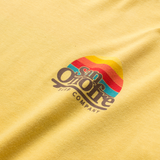 San Onofre Surf Co Old School Mens Tee