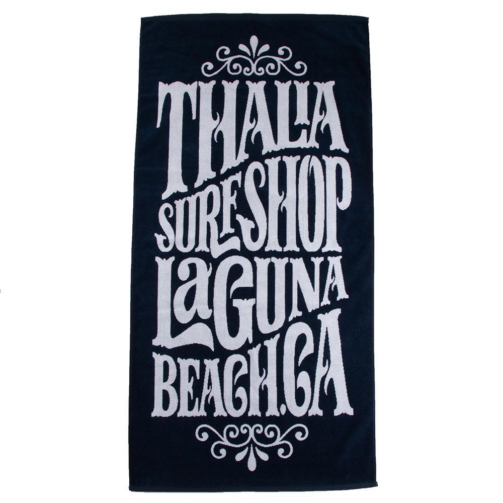 Thalia Surf Whip Cream Towel
