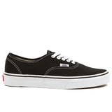 Vans Classics Authentic Black Mens Shoes