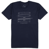 Thomas Campbell Log Diagram Mens Tee