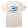 Thalia Surf Barrel Mens Tee