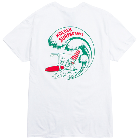 Thomas Campbell Barry McGee Mens Tee