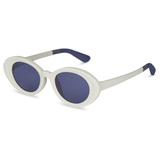 Toms Rossio Matte White Cauliflower Sunglasses