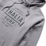 Thalia Surf New Dot Pullover Hood Mens Fleece