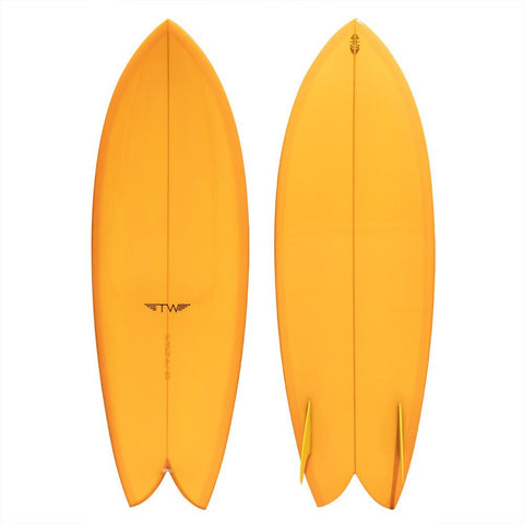 "88 Surfboards 4'10"" Twin Soft Top Surfboard"