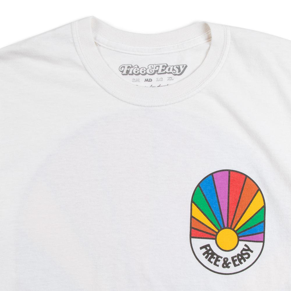 Free & Easy Spectrum Mens Tee