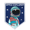 Mokuyobi Space Explorer Patch