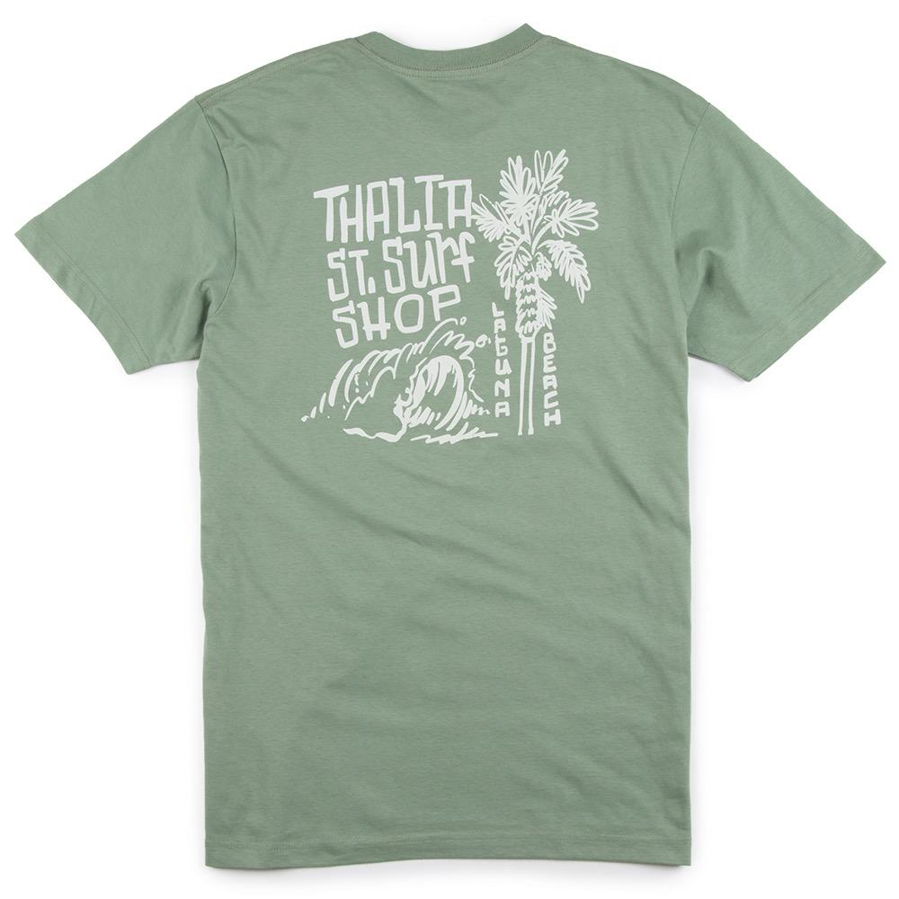 Thalia Surf Palm Mens Tee