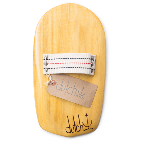 Dutch Fish Wooden Handplane