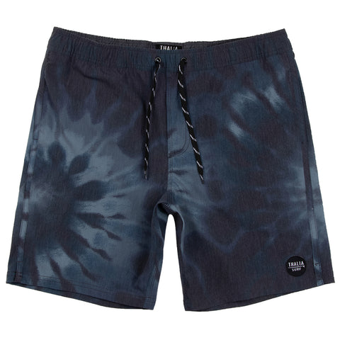 Thalia Surf Tie Dyer Volley Boys Boardshorts