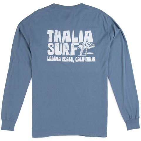 Thalia Surf Dot LB Zip Up Mens Fleece