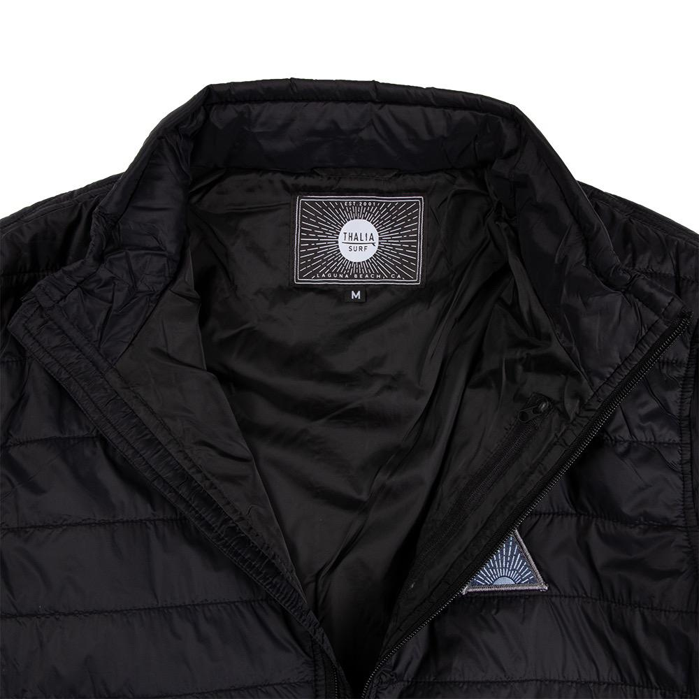 Thalia Surf Sun Ray Puffer Mens Jacket