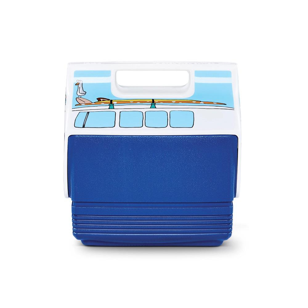 Igloo x VW Bus Limited Edition Mini Playmate Cooler