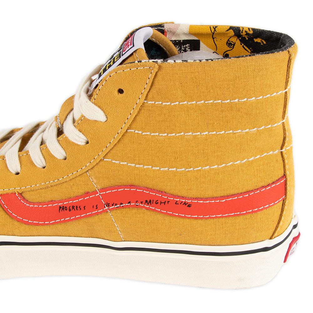 Vans Surf Sk8-Hi 138 Decon SF Mens Shoes
