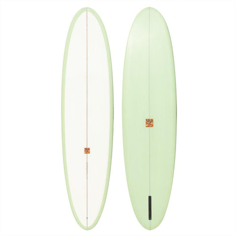 "Surfboards by Travis Reynolds 7'6"" Egg Surfboard"