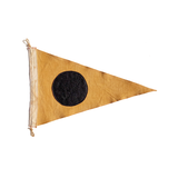 Slightly Choppy Blackball Flag